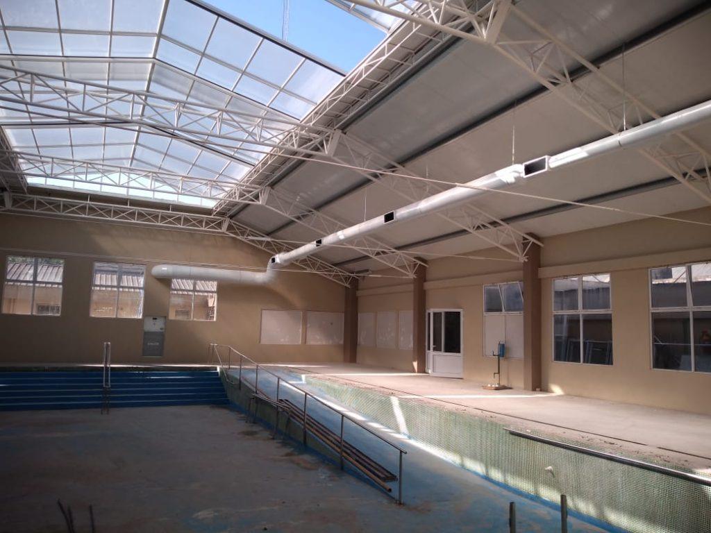 Remodelamos el Hospital de Rehabilitación Malvinas