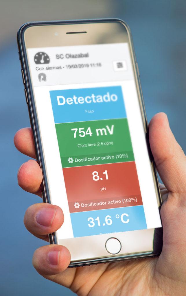 Centro de Control - Cerramientos Móviles - Soluciones para piletas - App Móvil.