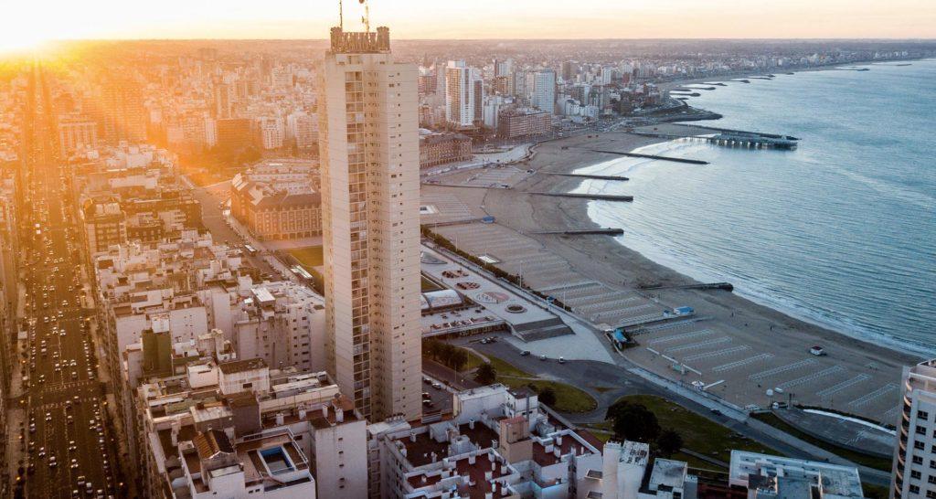 Mar del Plata  presentó un protocolo para la temporada de verano.